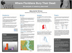 Where Floridians Bury Their Dead